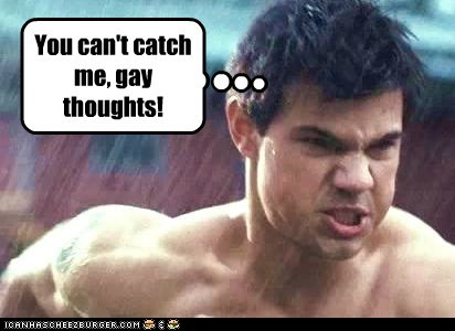 catch me gay jacob black taylor lautner thoughts twilight - 5772203264