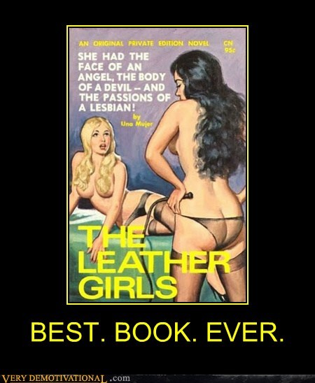 best book girls hilarious leather - 5772394752