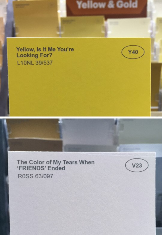 These Paint Names Are Way Better Than Their Originals