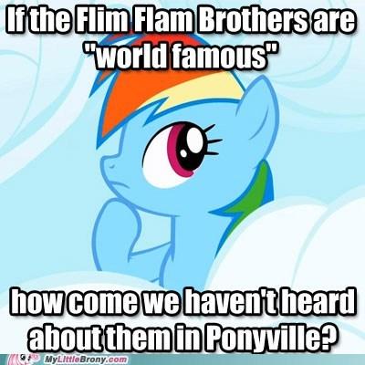gullible meme philosodash ponify rainbow dash - 5773170688