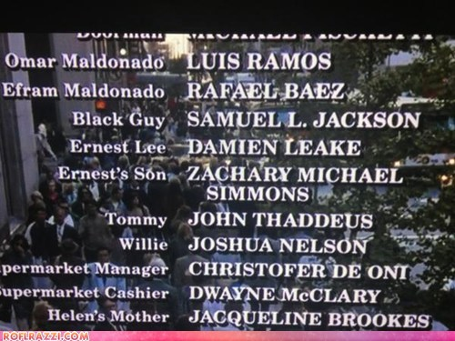 funny,Hall of Fame,Movie,Samuel L Jackson