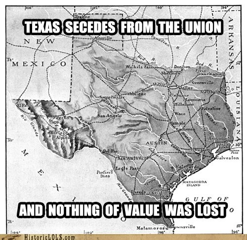 civil war history texas This Day In History