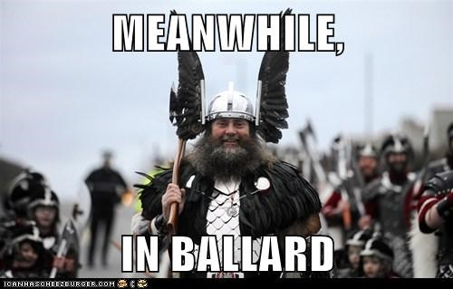 ballard political pictures seattle vikings