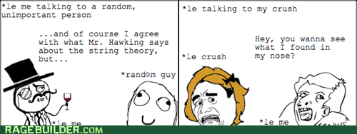 derp genius sir Rage Comics relationships
