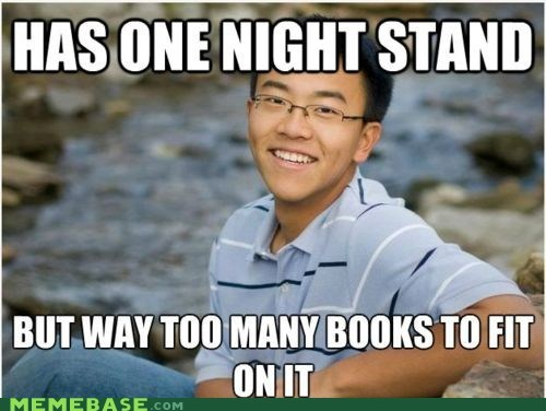 books,Memes,one night,stand,story