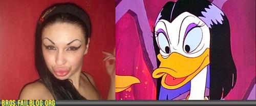 bros collagen creepy lips duck lips eerily similar g rated - 5774152960