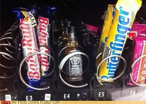 jack daniels,vending machine,whiskey