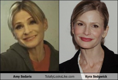 actor,amy sedaris,celeb,funny,Hall of Fame,kyra sedgwick,TLL