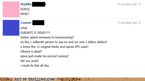 I Have So Many Questions
