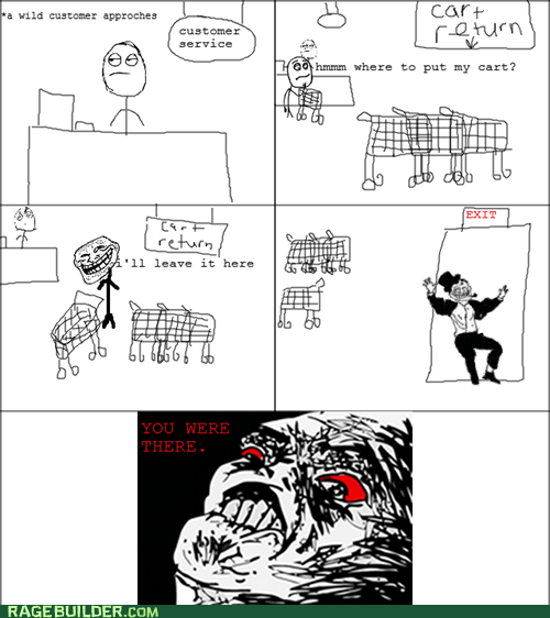 cart Rage Comics raisin rage shopping