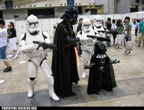 darth vader Little Luke star wars Vader baby - 5774745856