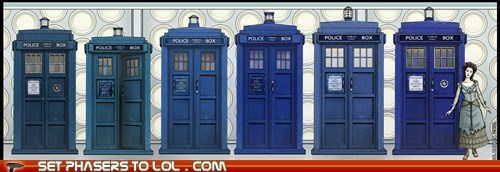 best of the week,Chart,doctor who,history,tardis,the doctor,version