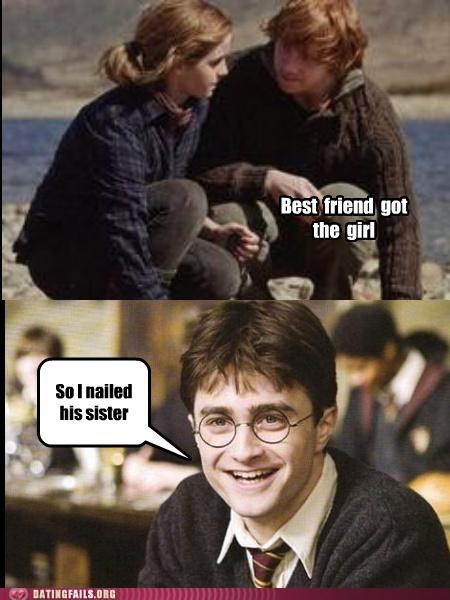 Daniel Radcliffe dating dispatches double entendre down there Harry Potter puns sexy times - 5775057664