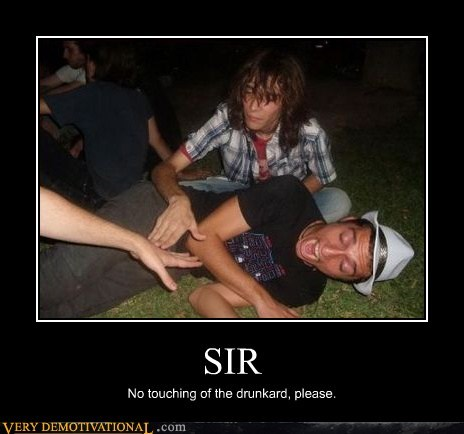 drunk hilarious no touching touching - 5775271936