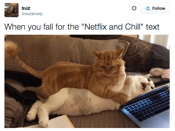 list relationships chill netflix - 577541
