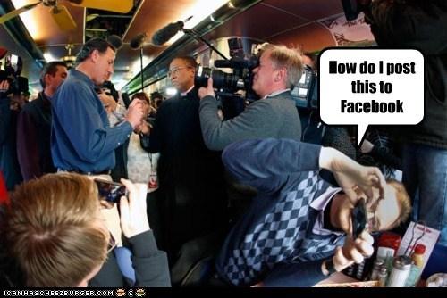 facebook political pictures Rick Santorum - 5775452672