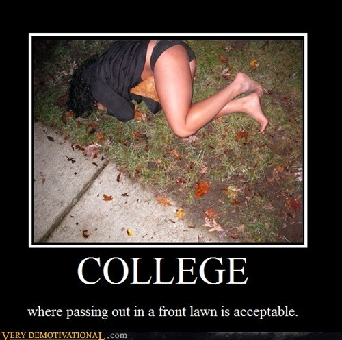 blackout,college,hilarious,jackpot,passed out,Sexy Ladies