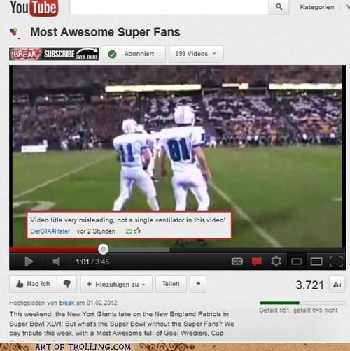 comments fan youtube - 5776972032