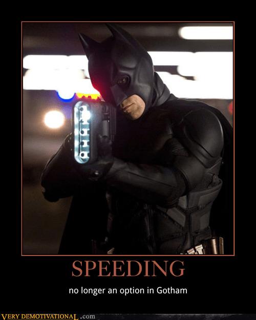 batman gun hilarious option speeding wtf