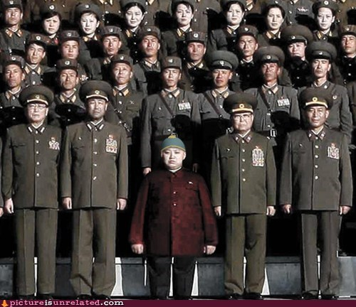 cartman kim jong-un North Korea South Park wtf - 5777362688