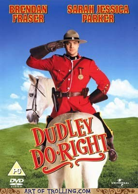 dudley do-right horse sarah jessica parker
