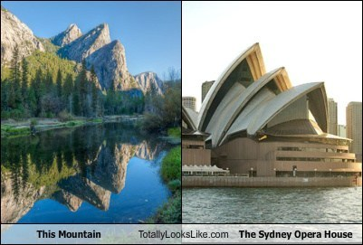 funny,mountain,opera house,TLL