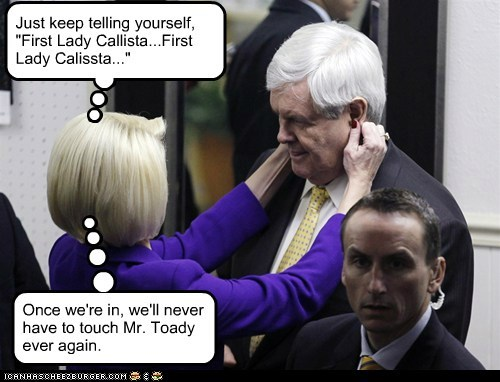 callista gingrich,political pictures