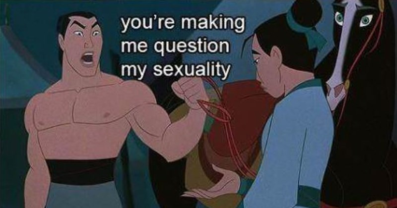 mulan disney disney comics funny disney disney princesses comics am i gay disney for adults web comics - 5777925