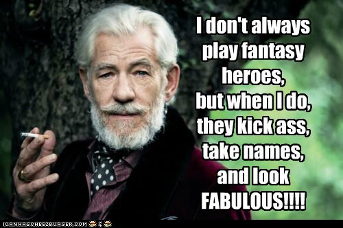 actor,celeb,funny,Hall of Fame,ian mckellen