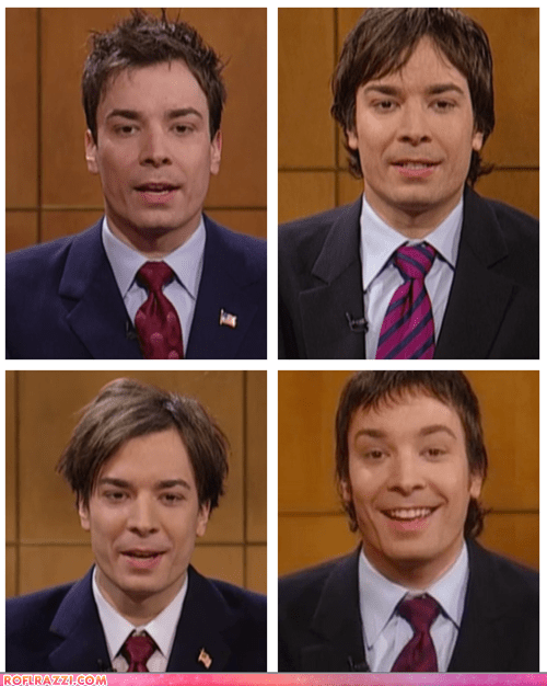 celeb funny hair jimmy fallon SNL TV - 5778316288