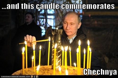 chechnya political pictures Vladimir Putin - 5778424832