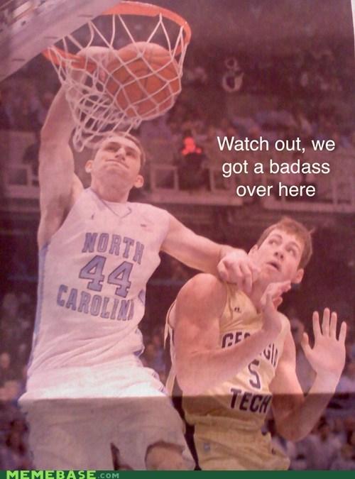 Badass basketball slam dunk - 5778592768