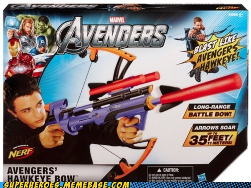 avengers bow and arrow hawkeye Random Heroics - 5778617856