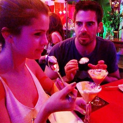 eli roth,ice cream social,Lifestyle of the Rich and Famous,Selena Gomez