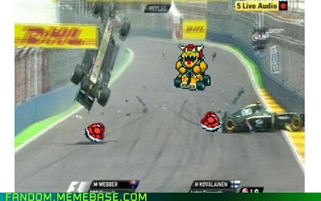 bowser,IRL,It Came From the Interwebz,Mario Kart