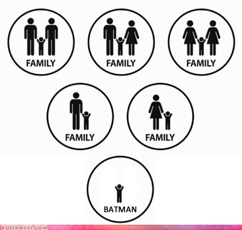 batman family funny Hall of Fame - 5778959360