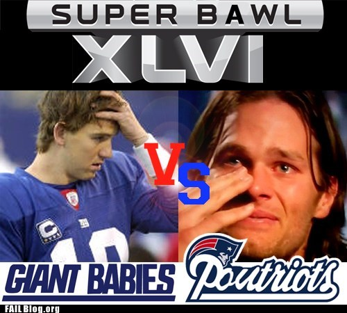 fail nation g rated ne patriots NY Giants sports the Big Game - 5779159552