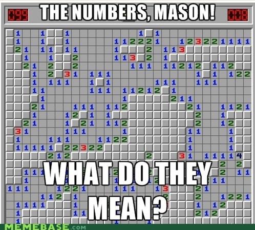 mason Memes minecraft numbers - 5779305728