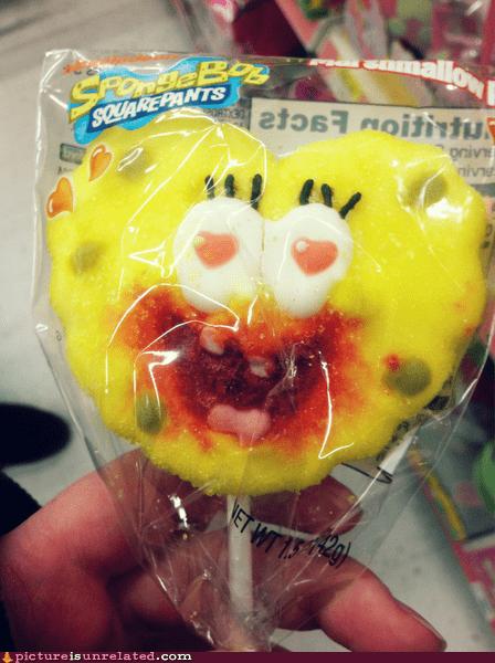SpongeBob SquarePants,valentine,vampire,wtf