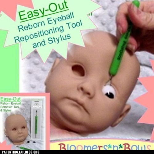 good habits reborn eyeball surgery toys - 5779312128