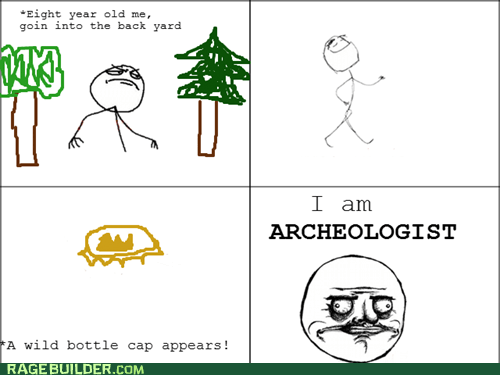 Child Archeologist