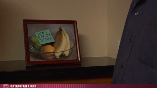 challenge Challenge Accepted dont-do-it fapping fruit painting still life