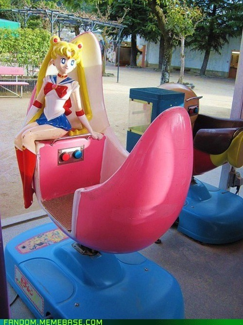 It Came From the Interwebz machine ride sailor moon - 5779566336