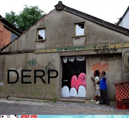 best of week derp door graffiti house - 5779647744