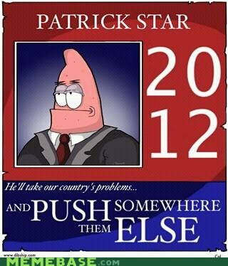 2012 election problems pushing patrick - 5780238848