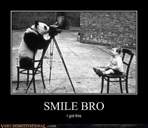 SMILE BRO I got this