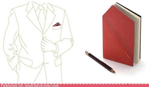 menswear notebook paper - 5780867328