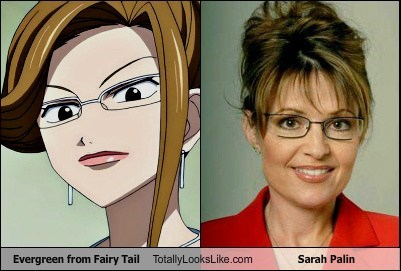 evergreen fairy tale funny Sarah Palin TLL - 5781018112