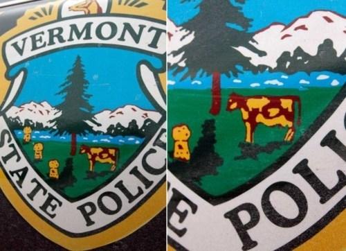 Prison Laugh Riot,Vermont State Police,wheres-porky
