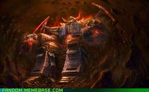 cartoons Fan Art transformers unicron - 5782330880